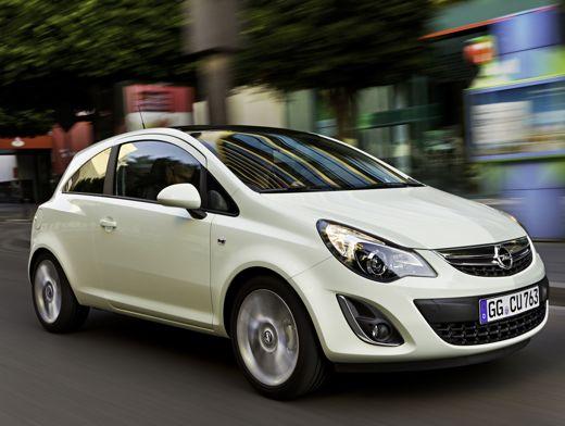 Opel Corsa 2011 Ecoflex Mit Start Stop Automatik Ab Einem Preis Von 11640 Euro