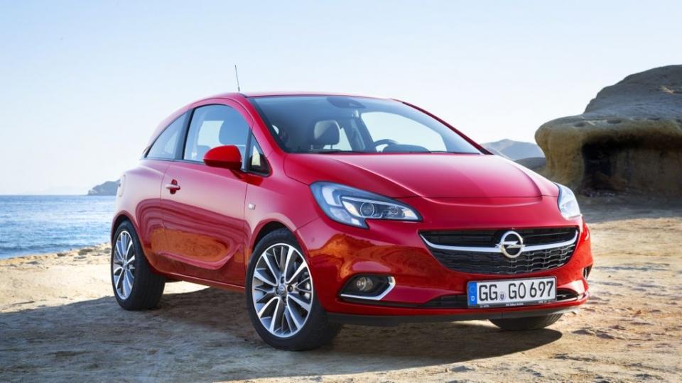 Opel Corsa (ab 2014)