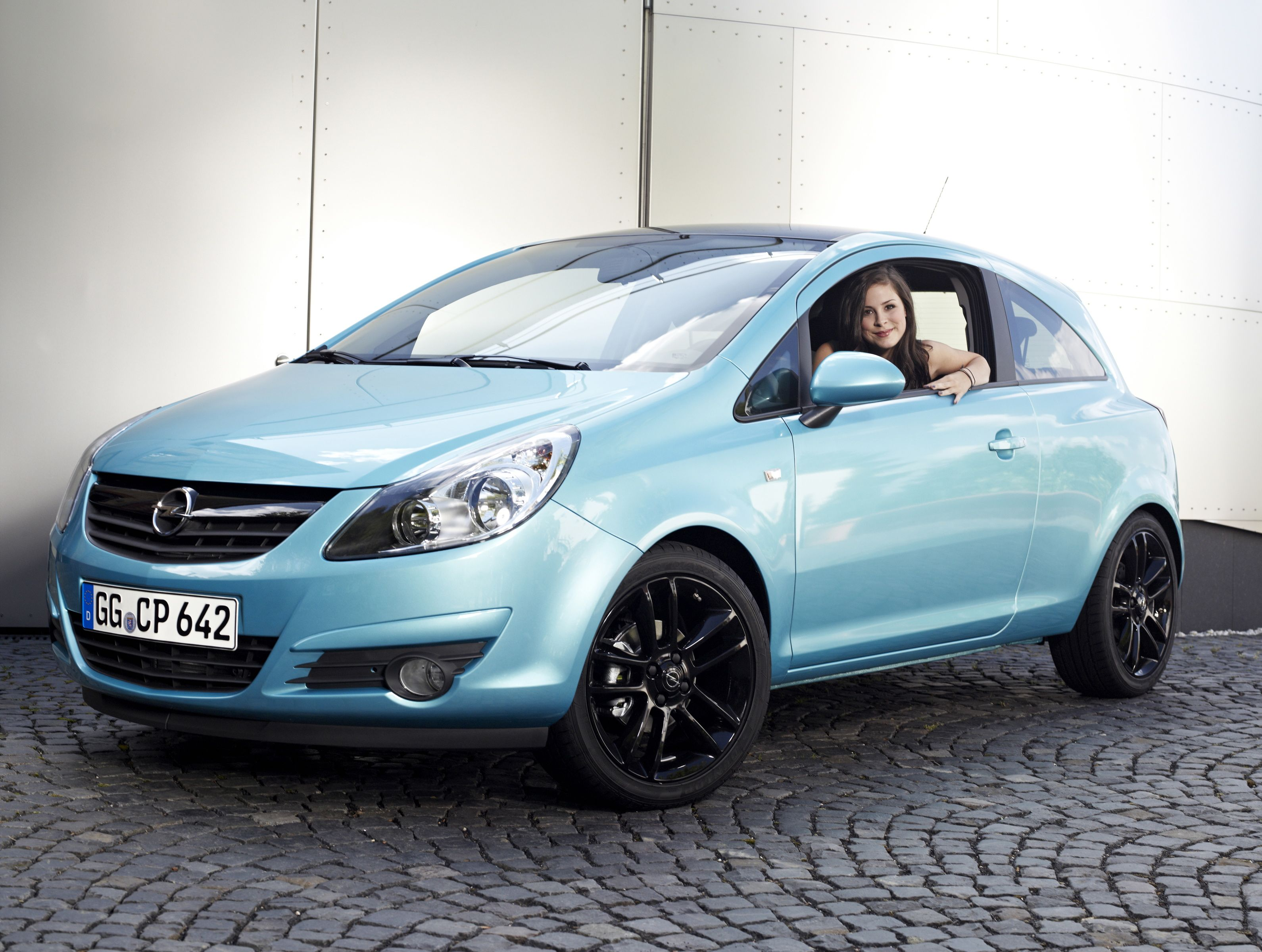 Opel Corsa Cng 2007
