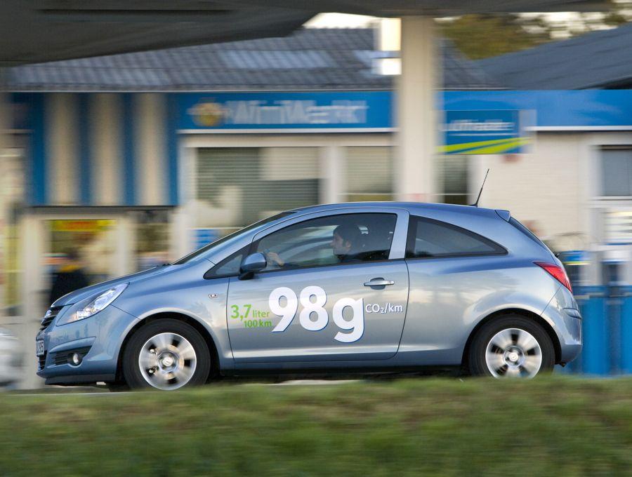 Opel Corsa Ecoflex Lpg 2010