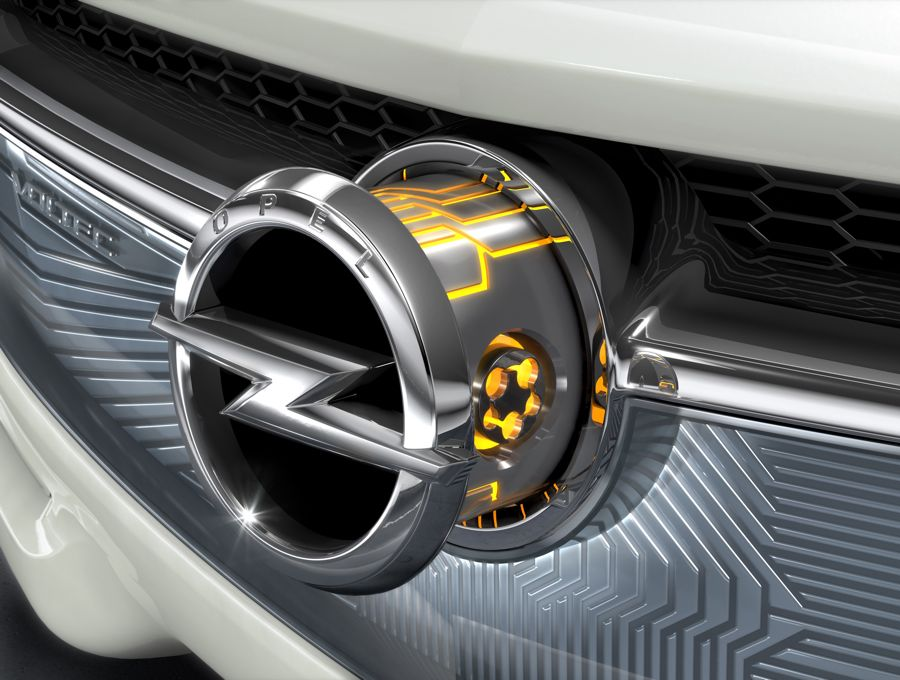 Opel Flextreme Gte Concept 2010