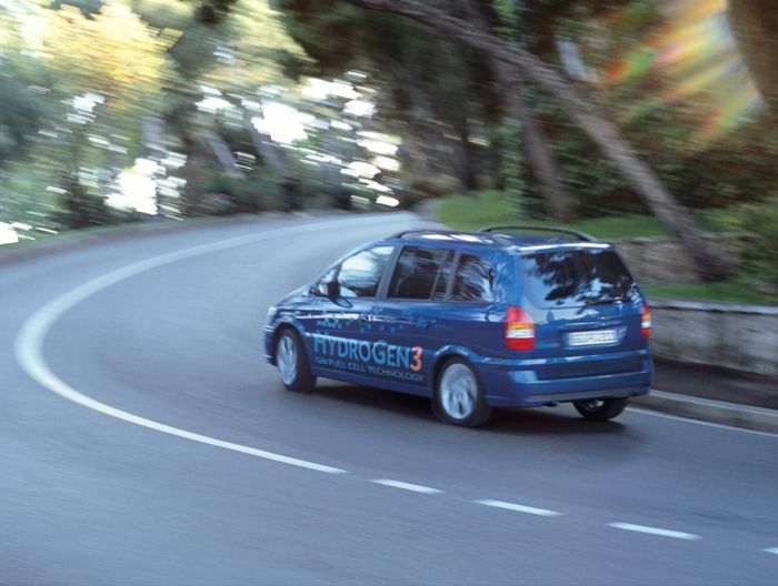 Opel Hydrogen 3 2001