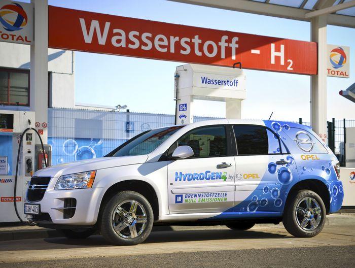 Opel Hydrogen 4 2008