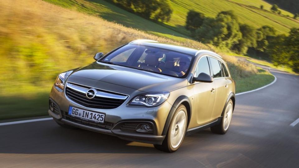 Opel Insignia Country Tourer (2014)
