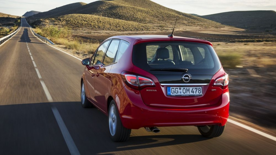 Opel Meriva Diesel (2014)
