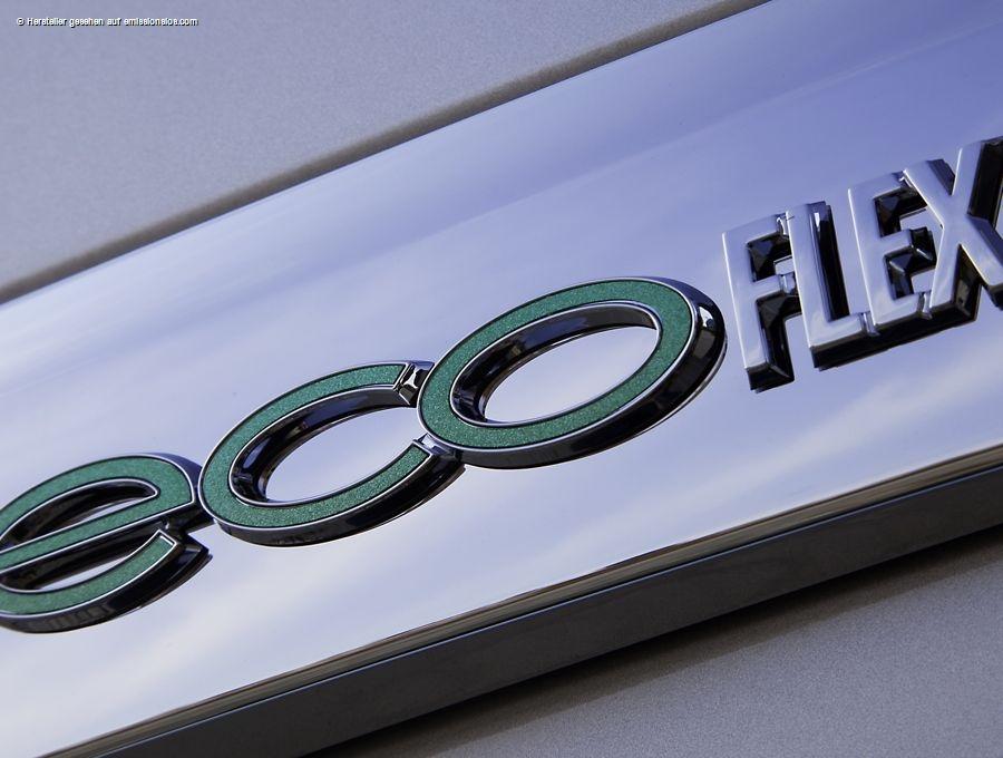Opel Zafira 18 Ecoflex 2009
