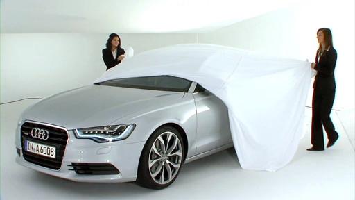 Paris Motor Show 2010 Audi Prsentiert Den Neuen Audi A6