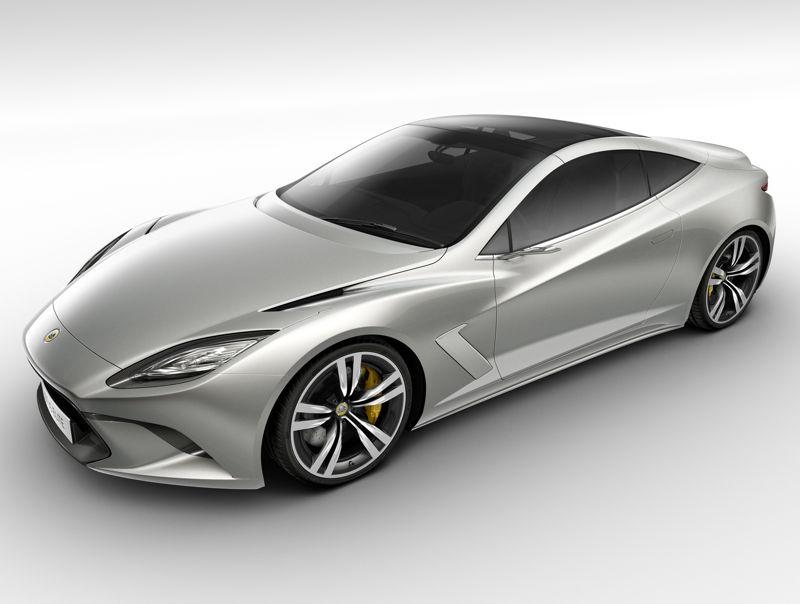 Pariser Autosalon Lotus Elite Hybrid In 35 Sekunden Auf Tempo 100