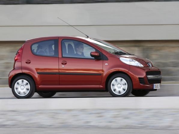 Peugeot 107 (2012)
