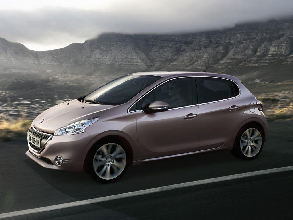 Peugeot 208 (2012)