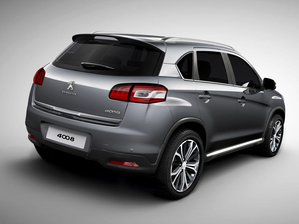 Peugeot 4008 Preis