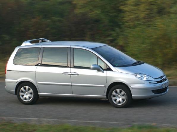 Peugeot 807 (2012)