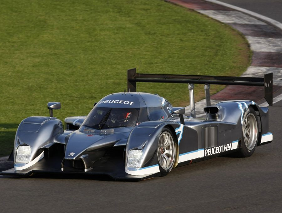 Peugeot 908 Hymotion2 2010