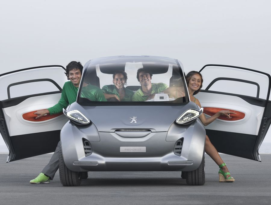 Peugeot Bb1 2009