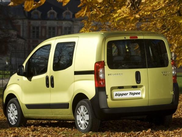 Peugeot Beeper Tepee (2012)