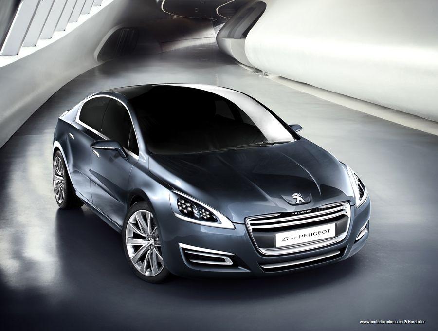 2010 Peugeot 2010 Concept photo - 3