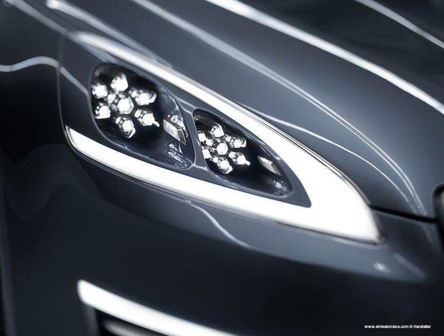Peugeot Concept Car 5 Hybrid 2010