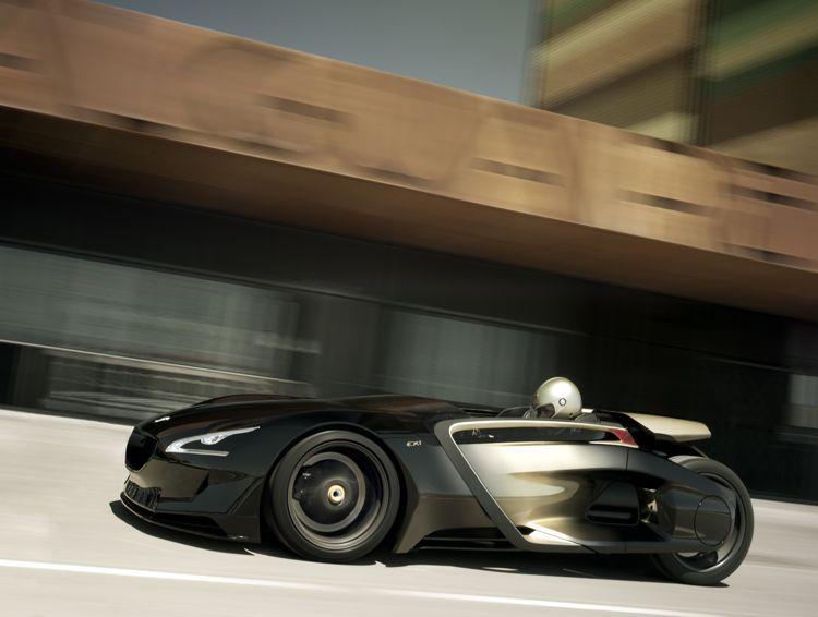Peugeot Ex1 Concept Elektroauto Auf Der Jagd Nach Rekorden
