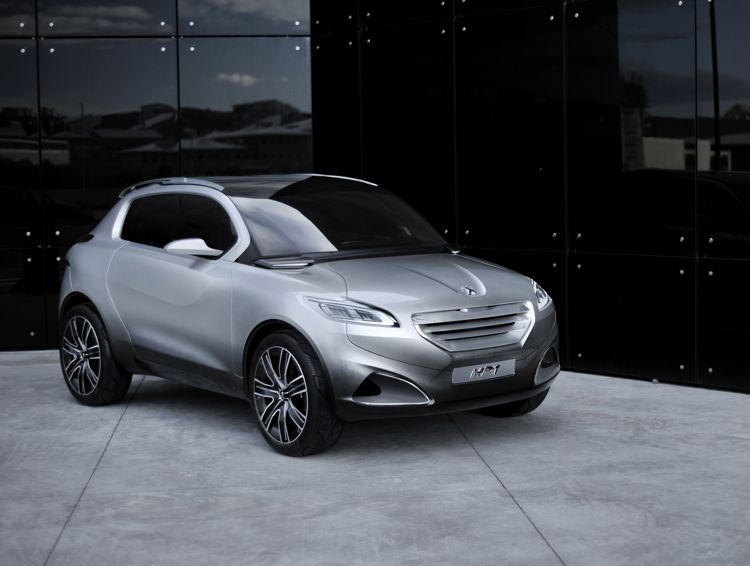 Peugeot Hr1 Hybrid 2010
