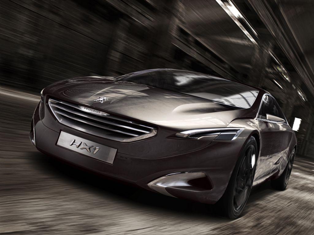 Peugeot HX1 Concept Car Mj 2011