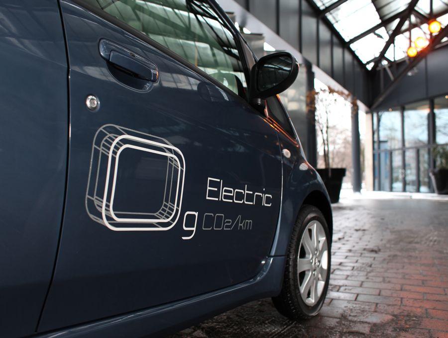 Peugeot Ion 2010