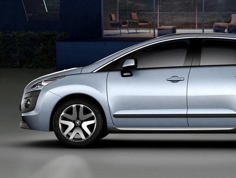 Peugeot Prologue Hybrid Concept 2008