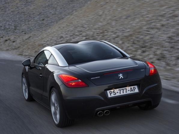 Peugeot RCZ (2012)
