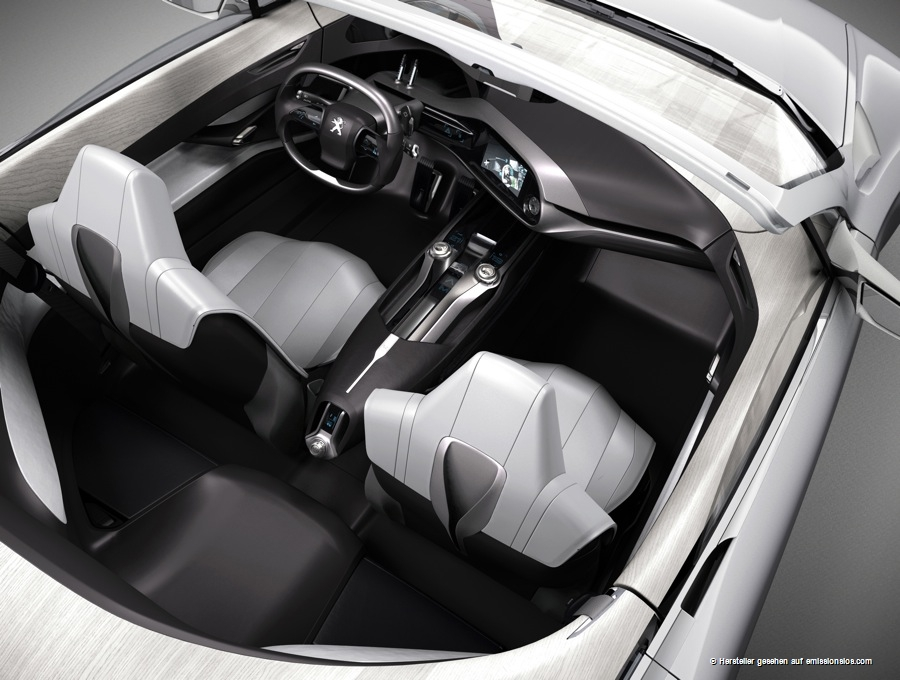 Peugeot Sr1 Hybrid 2010