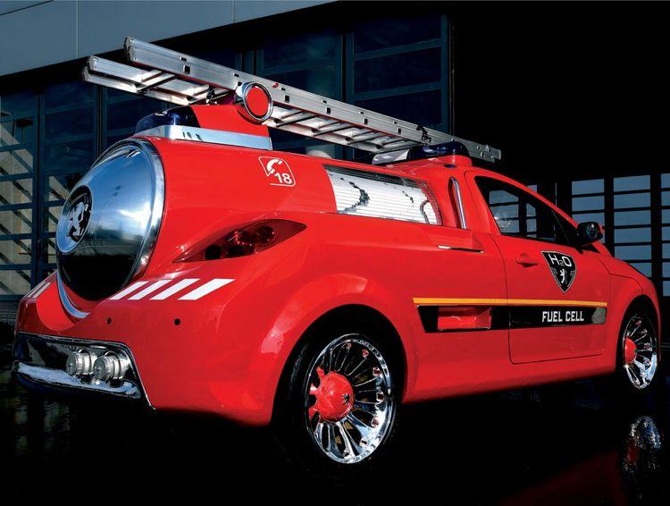 Peugeot Wasserstoffauto H20 2002
