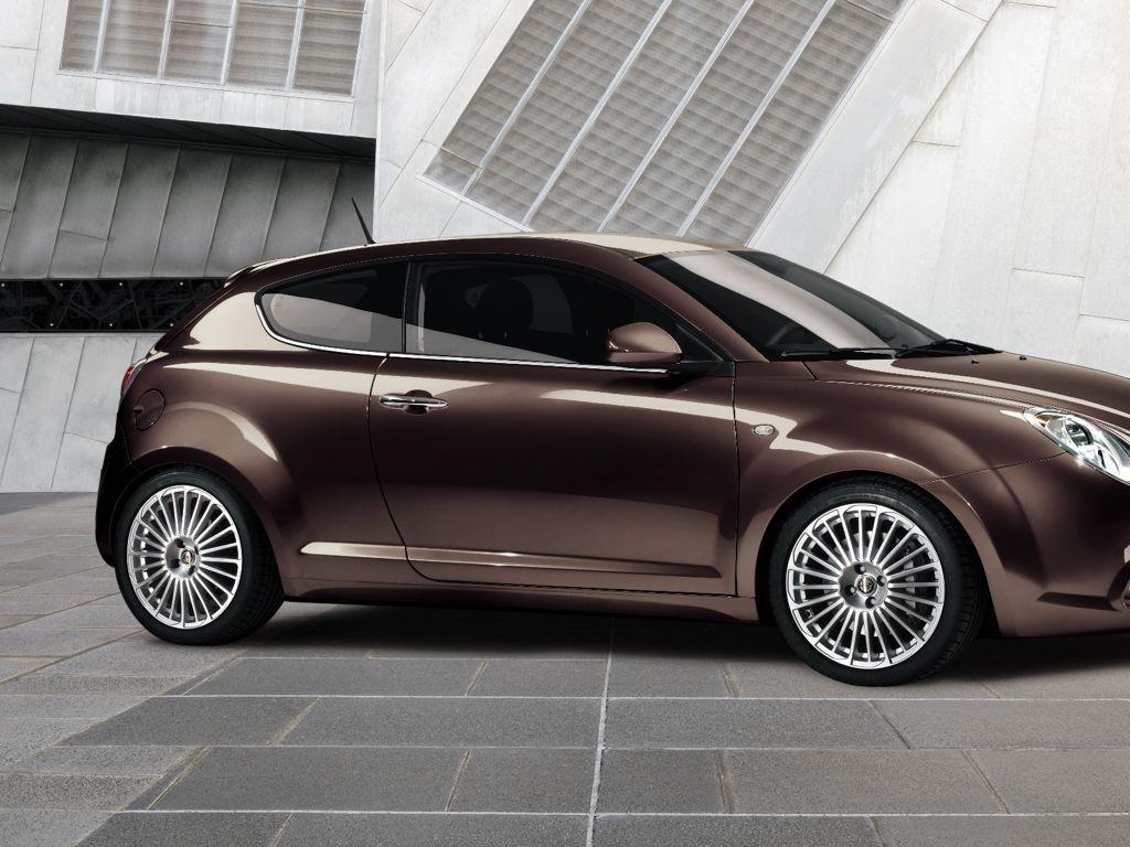 Alfa Romeo MiTo 1.4 8 V LPG