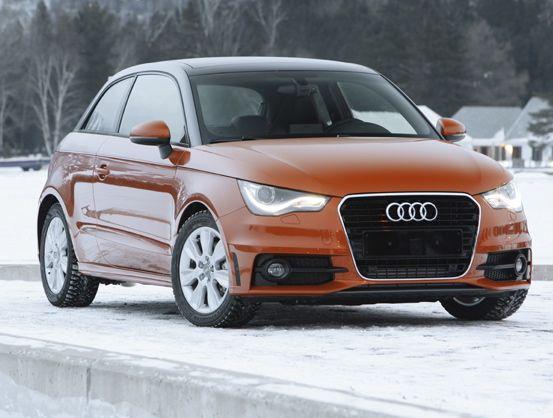 Audi A1: Preise, Bilder und technische Daten