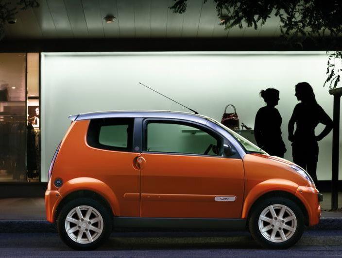 Elektroauto Aixam Mega e-City ab 18.000 zu kaufen