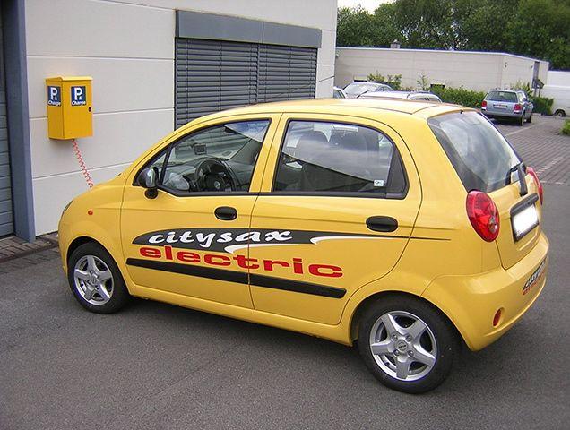 Citysax Elektroauto 2011