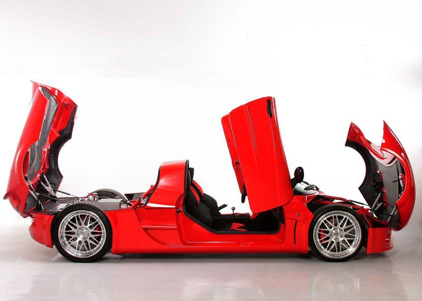 Elektroauto Li-Ion Inizio