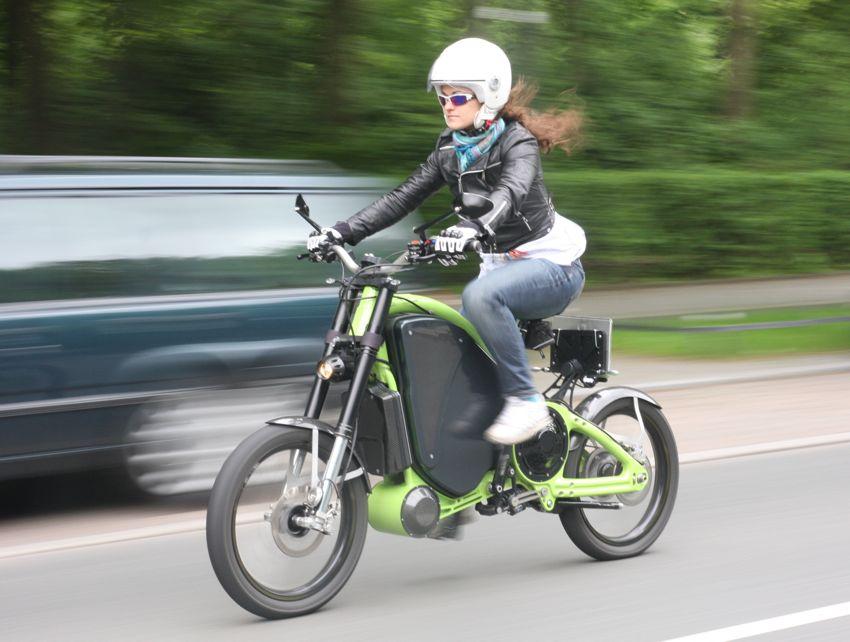 eRockit E-Bike