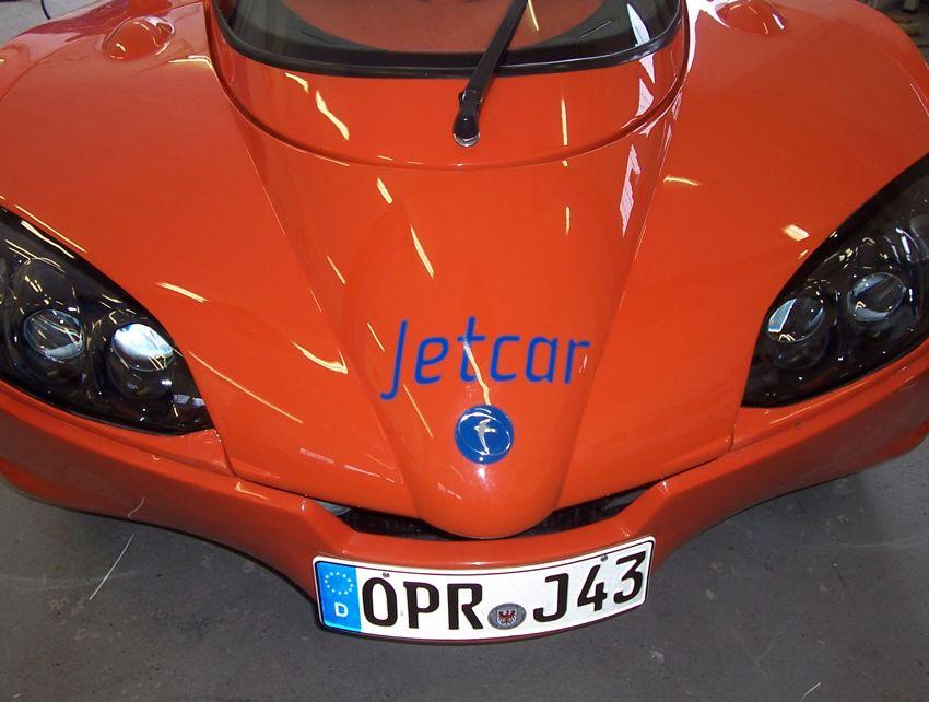 Jetcar Elektro
