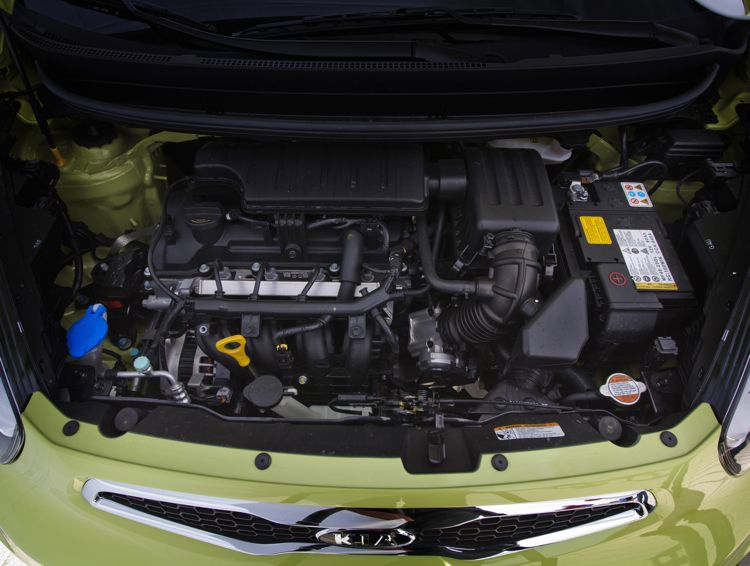 Autogas ab Werk: Kia Picanto 1.0 LPG
