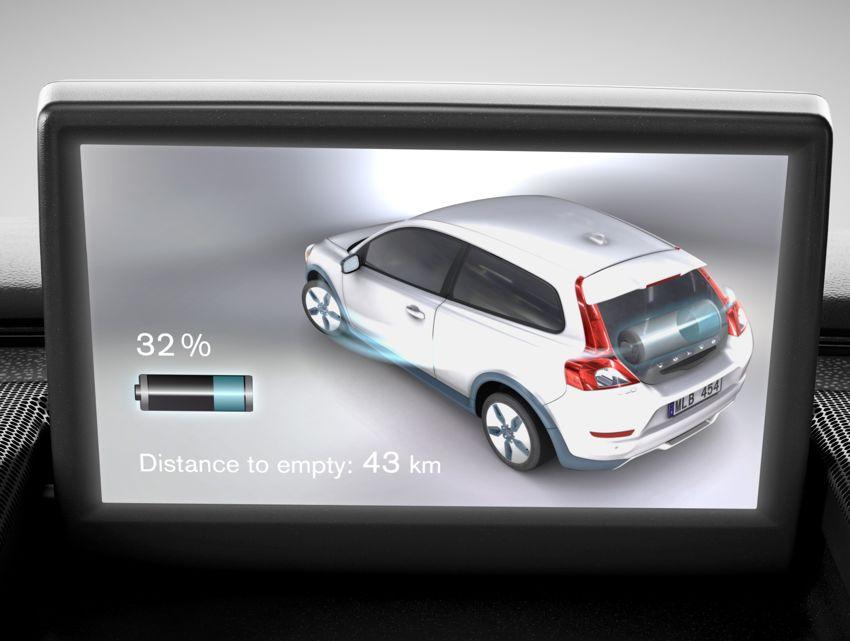 Volvo erforscht kontaktlose Aufladung für Elektroautos