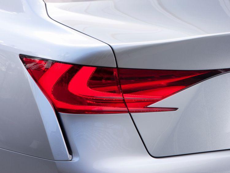 Lexus LF-Gh 2011