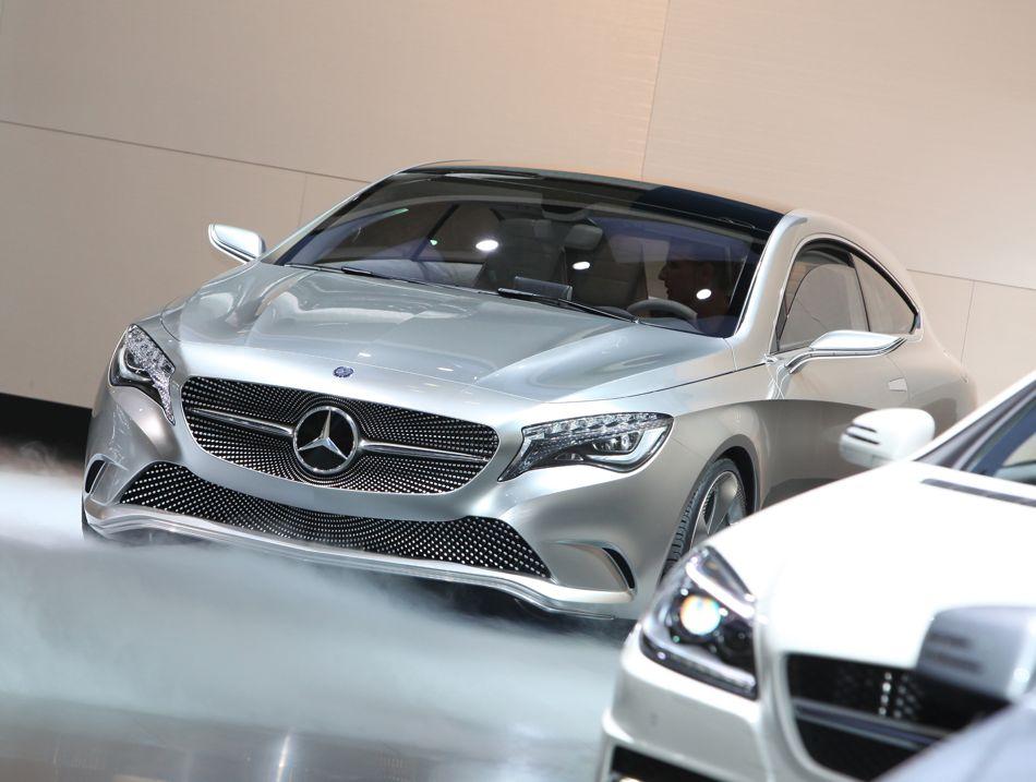 Mercedes C-Klasse Concept