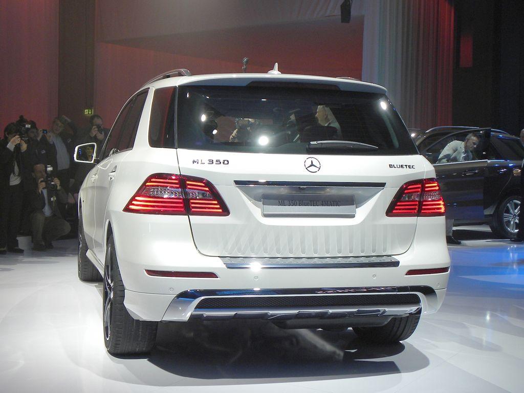 Mercedes M-Klasse 2011
