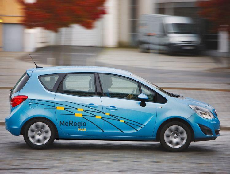 Opel Meriva Elektroauto 2011