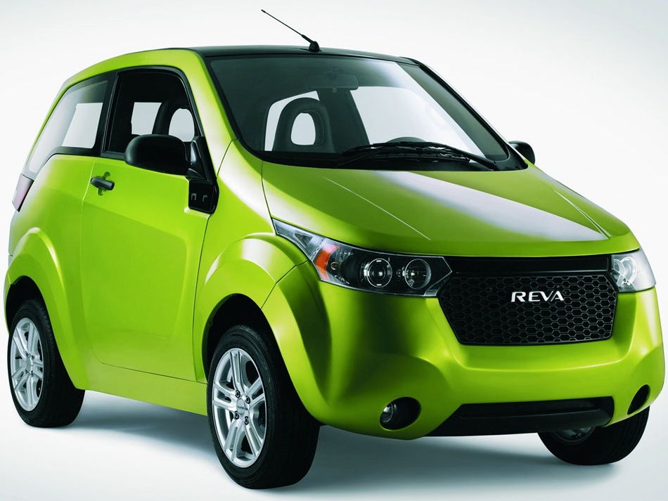 Reva NXR (2009)