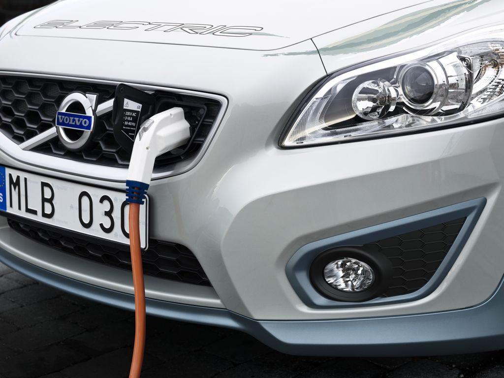 Elektroauto: Volvo C30 Electric Produktionsstart
