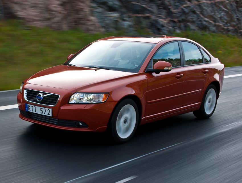 Volvo S40 DRIVe Kinetic 1.6D