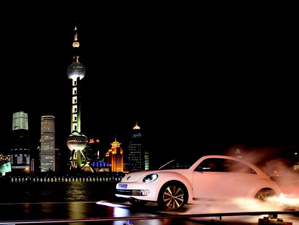 VW Beetle 2011: Weltpremiere für das kultige Käfer-Remake