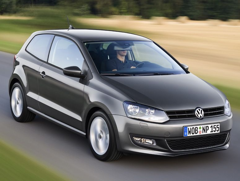 vw polo 1 2 tdi sparsamer golf bruder ab einem preis von euro das auto. Black Bedroom Furniture Sets. Home Design Ideas