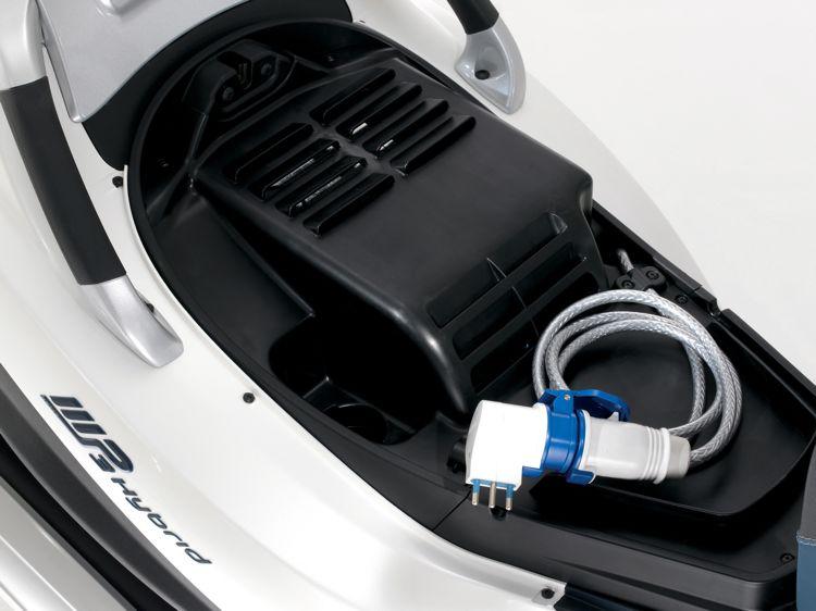 Piaggio Mp3 Hybrid 125 2009