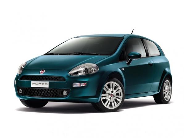 Fiat Punto (2012)