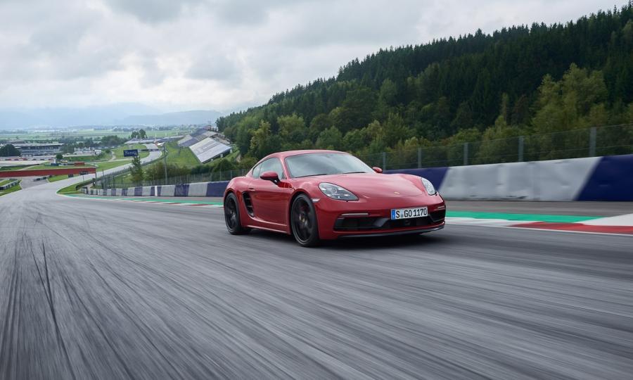 Porsche 718 GTS Modelle